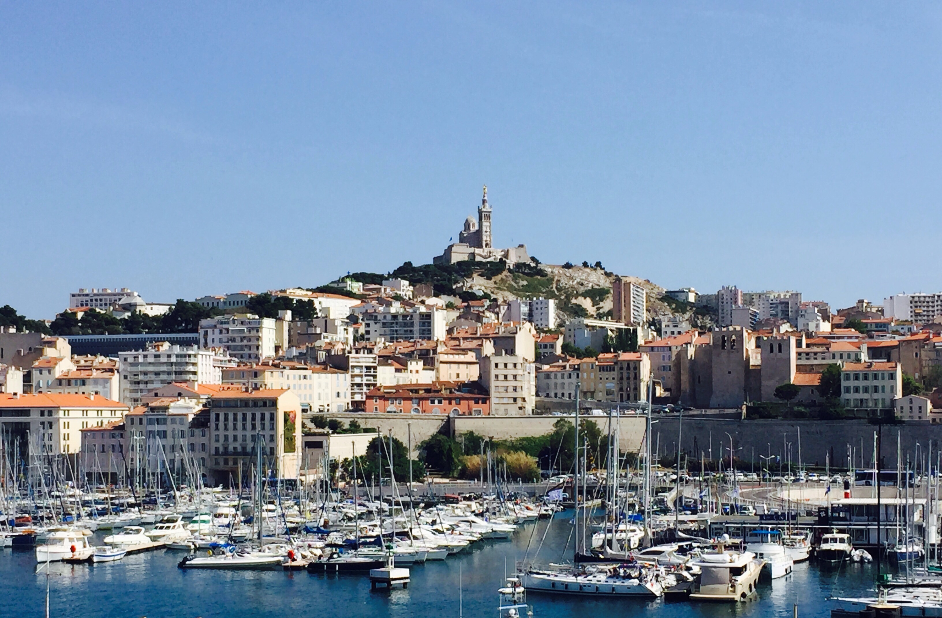 A Day in Marseille